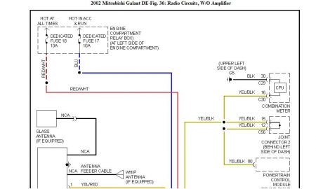 similiar 2003 mitsubishi galant radio wiring diagram keywords galant wiring diagram on wiring diagram for mitsubishi galant 2003
