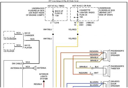 Acura Integra Wiring Diagram - 2003 Chevy Malibu Radio Wiring Diagram for Wiring  Diagram SchematicsWiring Diagram Schematics