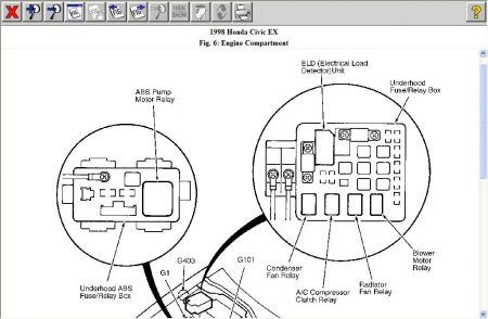 Ford Freestyle Body Parts Diagram furthermore 2002 Civic Fuse Box Location besides 4270 as well Honda Accord 2009 Fuse Box Tail Light as well Car Fuse Box Fuses. on honda civic under dash fuse box diagram