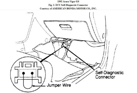 Wiring Diagram 92 Acura Vigor on 1990 acura integra stereo wiring diagram