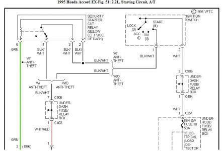 mitsuba rz 0028 wiring diagram rz 0028 relay wiring diagram 1995 honda accord wiring of starter ignition relay mitsuba