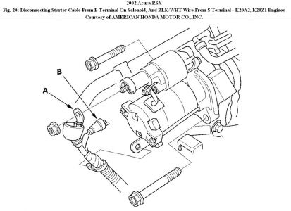 Rsx Intake Manifold Engine Diagram