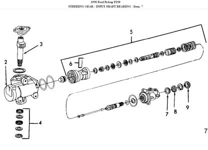 f150 steering shaft location power shaft wiring diagram