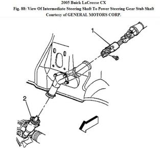 HOW TO REPLACE RACK AND PINION?: Hello, I Need to Know How