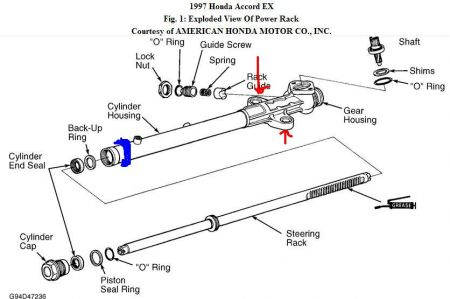 97 Honda Accord Parts Diagram http://www.2carpros.com/questions/honda-accord-1997-honda-accord-steering-rack-bushings