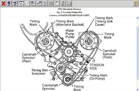 Lexus Gs300 Timing Belt