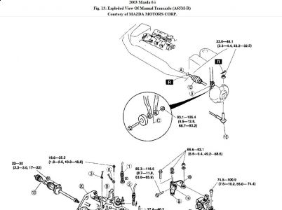 Chevrolet Silverado 2003 Chevy Silverado Serpentine Belt Is Squeeling moreover Toyota Pickup 1987 Toyota Pickup No Spark To Sparkplugs likewise Honda Accord 1992 Honda Accord 58 additionally Wiring Diagram 1986 Motorhome Chevy P30 in addition Mazda 6 2003 Mazda 6 Transmission Removal. on 6 cyl engine