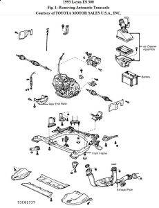 1992 Lexus Ls 400 Troubleshooting Repair Maintenance Tune as well 1994 Lexus Es300 Thermostat Housing Diagram moreover T8111330 Gs 300 lexus belt diagram further Lexus Gs 350 Engine in addition Lexus Es 300 1993 Lexus Es 300 Studder Acceleration And Smoke Out The Ta. on 1993 lexus es 300