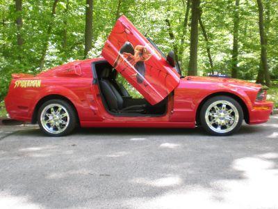 2005 Ford Mustang Hesitation/misfire: I Have a 2005 V6