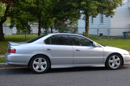 Acura Service on 2003 Acura Tl Repair Question