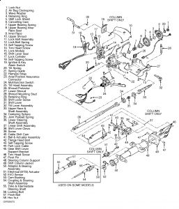 Chevrolet Suburban 1998 Chevy Suburban Tilt Wheel on ignition switch wiring diagram 2003 tahoe