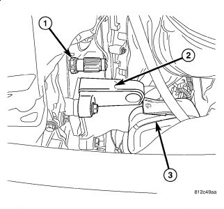Chrysler 300 Oil Filter Location on dodge crankshaft position sensor problems