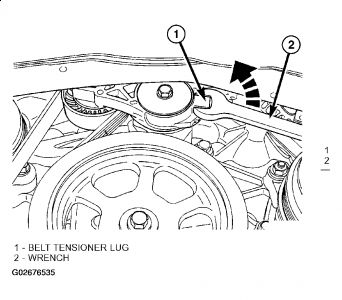 Picture 20254 medium as well Drive Belt Diagram3 moreover 2004 honda accord DX 24L DOHC likewise 11 5 2011 1 40 16 am additionally 2u8yov4 furthermore 0900823d801d796c likewise 198357 Graphic 360 further how to change a belt in your car 21 further chuckster57 51 as well original likewise Fuel System Oil System Cleaner Poster. on what tools do you need to change a serpentine belt