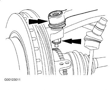 Lincoln Ls Front Suspension Diagram