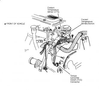 1995 Ford Aerostar Serpentine Belt Diagram on 2001 ford escape alternator wiring diagram