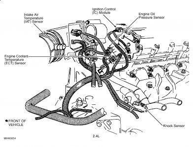 2000 oldsmobile alero oil leak: engine mechanical problem ... 2000 alero engine diagram 2001 alero engine diagram
