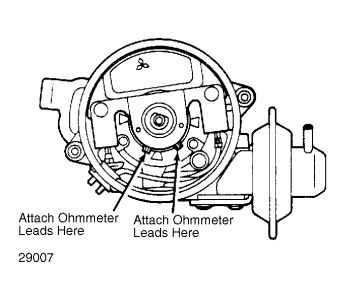 dodge raider ignition problems electrical problem dodge should be mitsubishi dist see diagram check ohms must be 120 109ohms