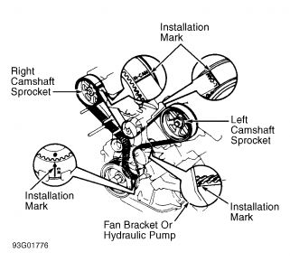 1994 Lexus Es300 Engine Diagram