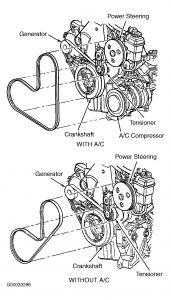 2003 dodge neon engine diagram 2003 dodge neon replace belts: 2003 dodge neon 4 cyl front ...