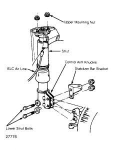 1989 buick lesabre struts  shocks  1  does my 89 buick