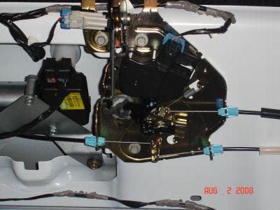 Rear Hatch Won T Open Electrical Problem 2006 Gmc Yukon