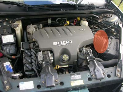 2004 Chevy Impala Enigine Ail Filter: How Do I Change the ...