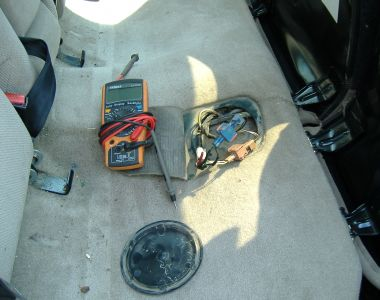 1996 Saab 900 No Power to Fuel Pump: Turns Over but Doesn't