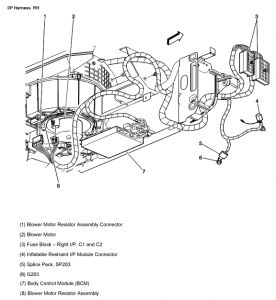 on 2000 Oldsmobile Silhouette Wiring Diagram