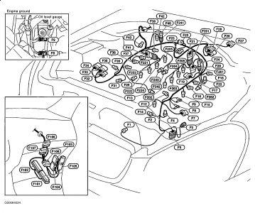 Nissan Frontier Under Hood Wiring Diagram together with 1999 Jeep Cherokee Crankshaft Position Sensor Diagram further S10 Knock Sensor Wire Harness furthermore 1997 Nissan Altima Engine Wiring Diagram together with Paccar Mx 11 Fuel Diagram. on nissan maxima knock sensor wiring harness