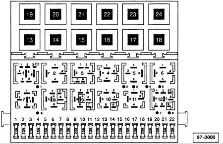 Fuse Panel Diagram: I Do Not Have a Cover for My Fuse Box, ...2CarPros