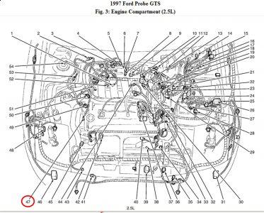 1996 Ford Probe Wiring Diagram Diagrams