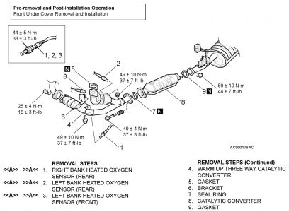5fkid Mitsubishi Galant Ls Just Replaced Timing Belt Water Pump also 1996 Nissan Maxima 3 0 Timing Diagram besides RepairGuideContent likewise LS furthermore 2010 Mitsubishi Outlander Parts Diagram. on 2001 mitsubishi montero exhaust diagram