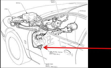 dodge alternator wiring harness with Dodge Charging System Wiring Diagram on 1986 Chevrolet K Wiring Diagram further 2008 Sebring Convertible Top Parts Diagram additionally 1996 Chevy Wiring Harness additionally Pt Cruiser Alternator Wiring Diagram additionally Toyota Radio Wiring.