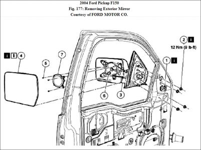 Ford F 150 Body Diagram