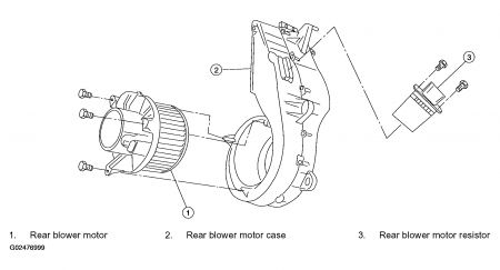 2009 nissan rogue fuse box diagram 2009 picture for Nissan quest blower motor resistor