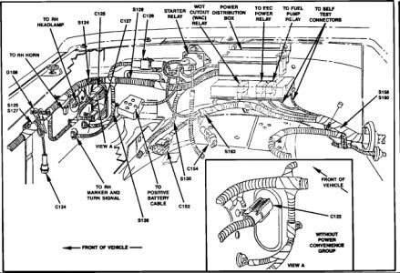 Ford Ranger 1989 Ford Ranger Need Fuse Panel Diagram For 89 Ford Range on lightning wiring diagram
