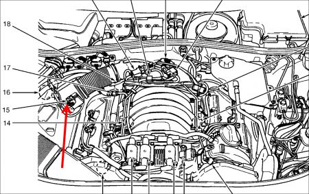 2000 Audi A6 How to Change Bank 2 Sensor 1 O2 Sensor?
