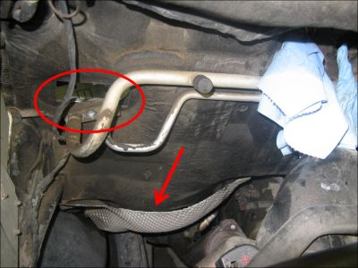 2001 Chrysler Sebring Leak When I Run The Air Conditioner