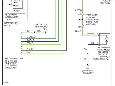 2009 acura mdx wiring diagram 2007 acura mdx wiring harness 2004 acura mdx wiper system problem: 2004 acura mdx my ...