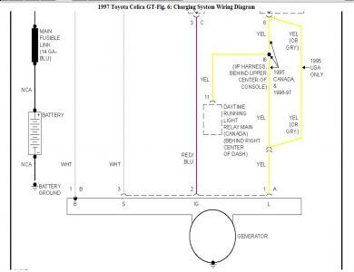 1997 toyota celica alternator wiring set electrical problem 1997 2carpros com forum automotive pictures 248015 alternator 2