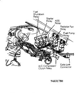 2004 Saab 9 3 2 0t Engine Diagram
