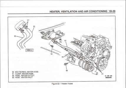 Heater Hose Supply Rear Heater Core 2001 111850220326 likewise 5 7l Hemi Engine Timing Chain Diagram additionally Dodge Durango 4 7 2005 Specs And Images further Intake Air Temperature Sensor Location 2005 Honda Ex furthermore Ac Blend Door. on 2003 dodge durango cooling system