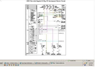 International Truck Radio Wiring Diagram on 03 impala stereo wiring diagram