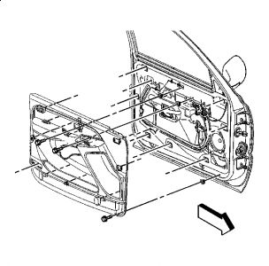2004 chevrolet avalanche 2500 remove driver door panel 2006 Crown Victoria Engine Diagram