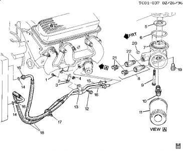 Tc on 2000 Gmc Jimmy Engine Diagram 2carpros Questions
