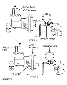 1996 toyota ta a 4x4 not engaging i have a 1996 toyota ta a 1986 22RE Vacuum Hose Information 5 replies