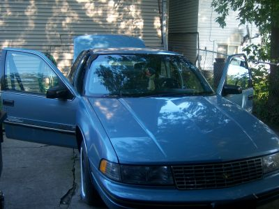 1990 chevy sedan