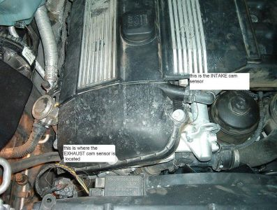 2001 BMW X5 P2096 Post Catalyst Fuel Trim System to Lean Ba