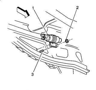 1999 chevy corvette fuel filter  engine performance