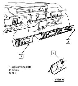 on 1993 Lumina Cooling System